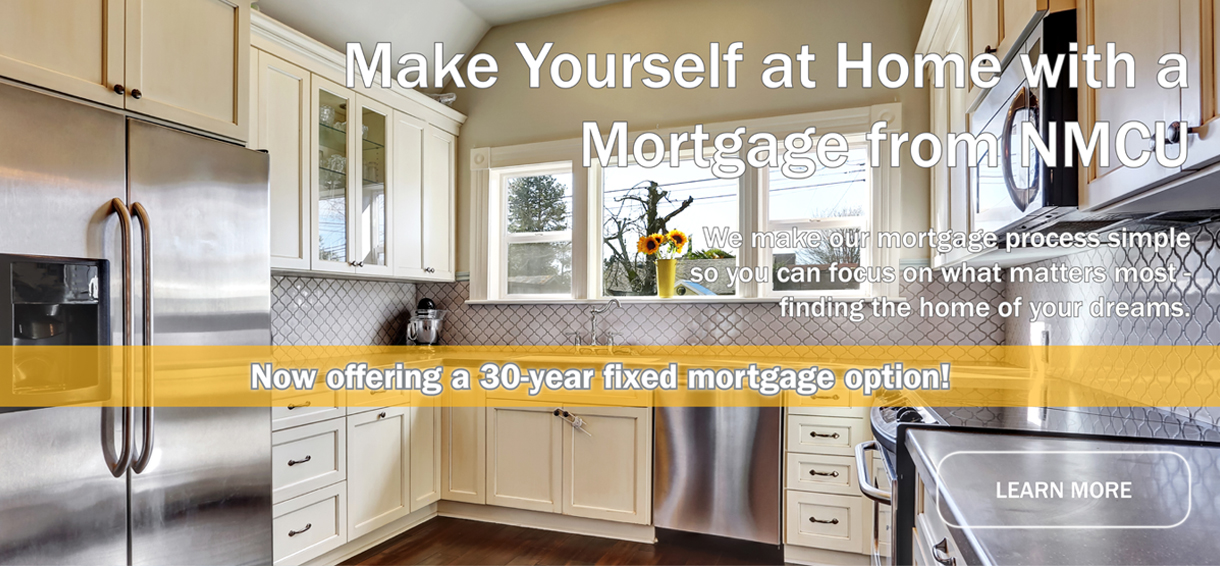 New Mortgages banner